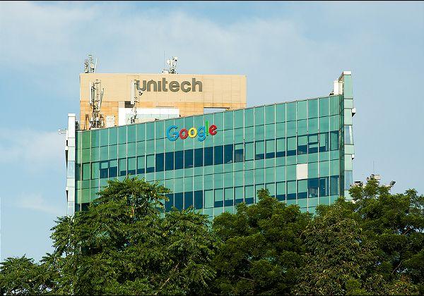 בניין של גוגל בהריאנה - מדינה בצפון הודו. צילום: BigStock