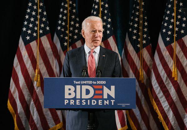 האם ההאקר 'קירק' הגיע להודעות הפרטיות שלו בטוויטר? ג'ו ביידן, המועמד הדמוקרטי לנשיאות ארה''ב. צילום: BigStock