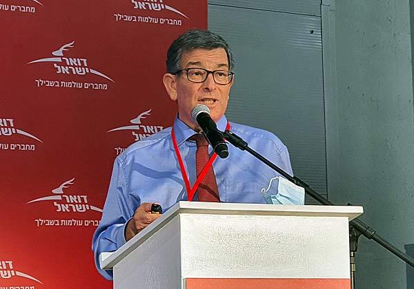 """דני גולדשטיין, מנכ""""ל דואר ישראל. צילום: פלי הנמר"""