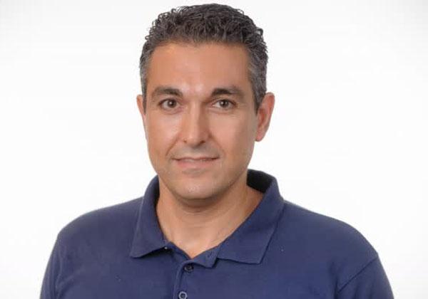 דוד זיו-לי, מנהל קבוצת הפרויקטים לאירופה בפינסטרה. צילום: יניב בן יהודה