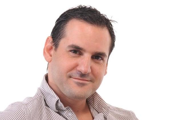 אבשלום איש-לב, מנהל אזורי של וואן איידנטיטי בישראל. צילום: הדס לוי