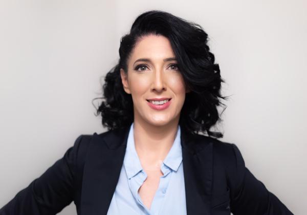 """אנה ליפניק לוי, סמנכ""""לית השיווק והפיתוח העסקי הפורשת של וואווי ישראל. צילום: דורון סרי"""