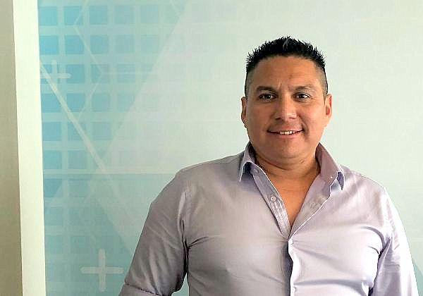 """ישי סלירוסס, סמנכ""""ל המכירות והאסטרטגיה של QMasters. צילום: יח""""צ"""