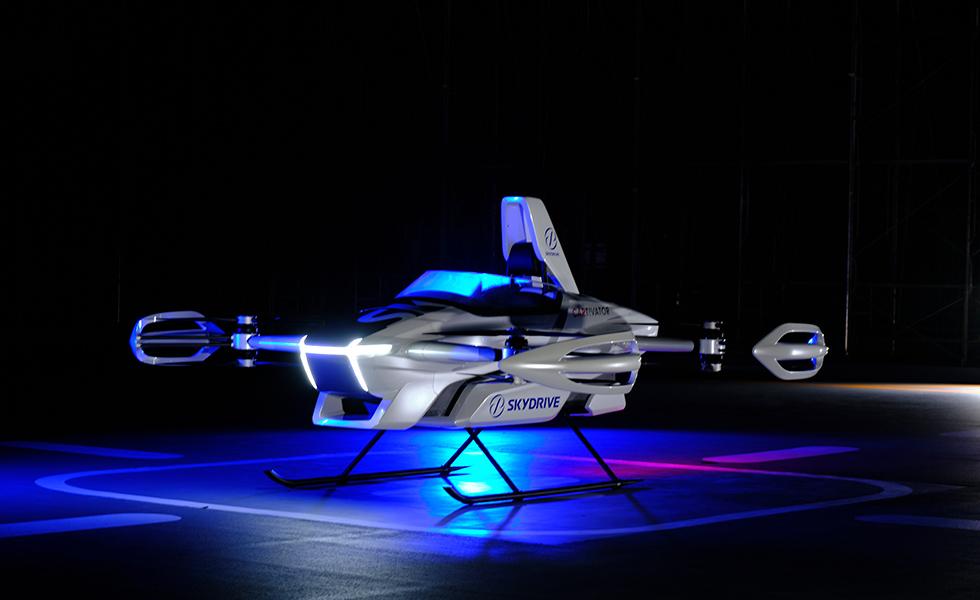 SD-03. מטוסית העתיד? צילום: סקיי דרייב