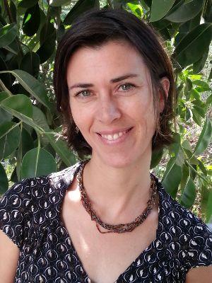 """פטריסיה להי-אנגל, מנהלת תחום המו""""פ החברתי-ציבורי וממלאת מקום ראש הזירה החברתית ציבורית ברשות החדשנות. צילום: מיכאל אלוורז פריירה"""