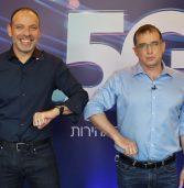 פלאפון מפתיעה: השיקה רשת דור 5 תפעולית