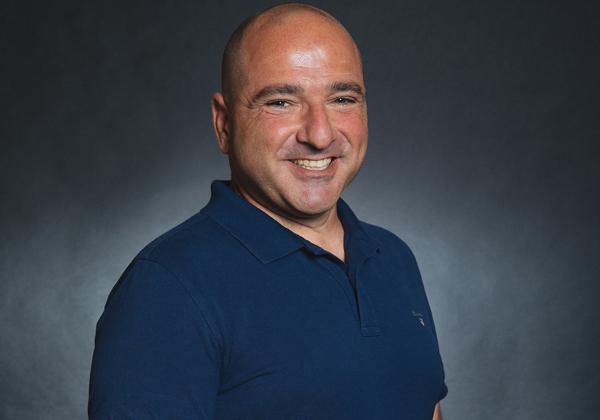 """קובי אבקסיס, מנכ""""ל ומייסד תיפ-אול. צילום: תמיר יהושע"""