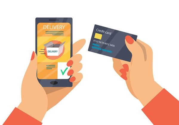 תשלום סלולרי ללא מגע. אילוסטרציה: BigStock