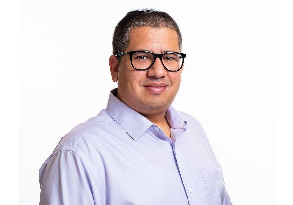 אהרון לאוטמן, מנהל בכיר, דיינבוק ישראל. צילום: יוהנס פלטן