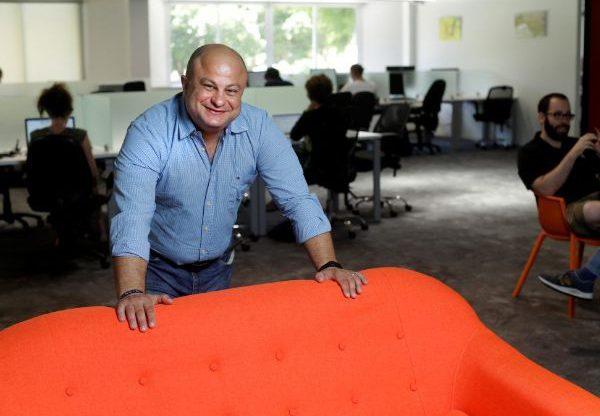 """איגור רבינוביץ, מנכ""""ל אקיטה. צילום: אקיטה"""