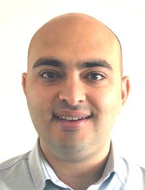 """אמיר רגב, מנהל מכירות ענן בסלע מעבדות תוכנה. צילום: יח""""צ"""