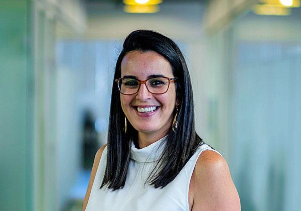 אפרת כהן, מנהלת מחלקת CRM באלעד מערכות. צילום: ויקטור לוי