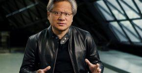 """ג'נסן וואנג, מנכ""""ל ומייסד אנבידיה. צילום: יח""""צ"""