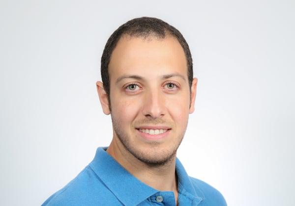 """דורון מור, מנהל IT ו-TechOps ב-NeoGames. צילום: יח""""צ"""