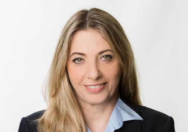 """חנה וקנין, סמנכ""""לית טכנולוגיות ומערכות מידע, באבקום סנטרס. צילום: אפרת מירון"""