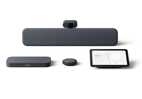 מערכת Google Series One לחדר בינוני. צילום: גוגל