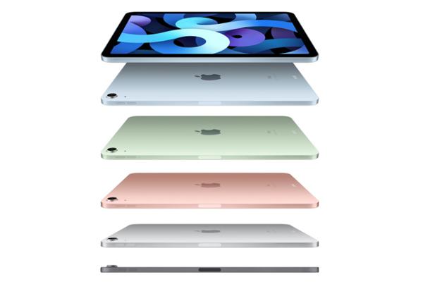iPad AIR החדש. יהיה זמין באוקטובר. צילום: אפל