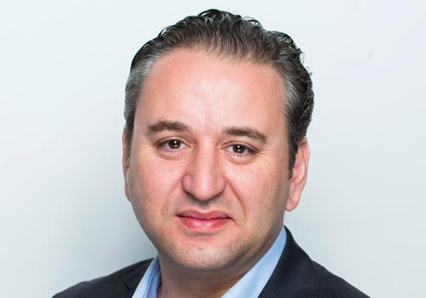 """אוליבייה אלבז, ראש מערך המכירות בסיילספורס ישראל וסגן נשיא בכיר לאזור EMEA בחברה. צילום: יח""""צ"""
