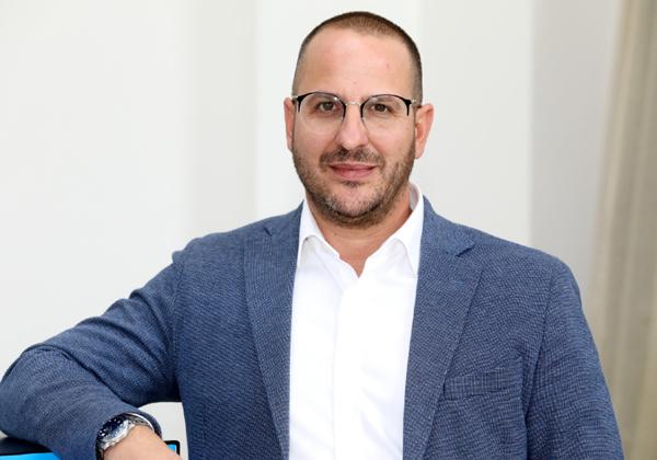 שלומי אביב, מנכ״ל VMware ישראל. צילום: ניב קנטור