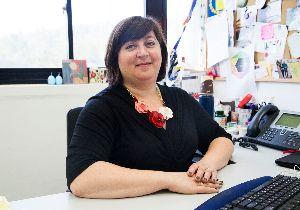 ויקי פלטניק, מנהלת משאבי אנוש. צילום: Funia – Digital Beyond