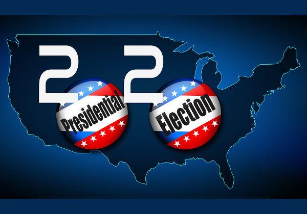 """ניסיונות להרגיע את המצביעים שההצבעה שלהם מוגנת, דקה לפניהן. הבחירות לנשיאות ארה""""ב, 2020. אילוסטרציה: BigStock"""