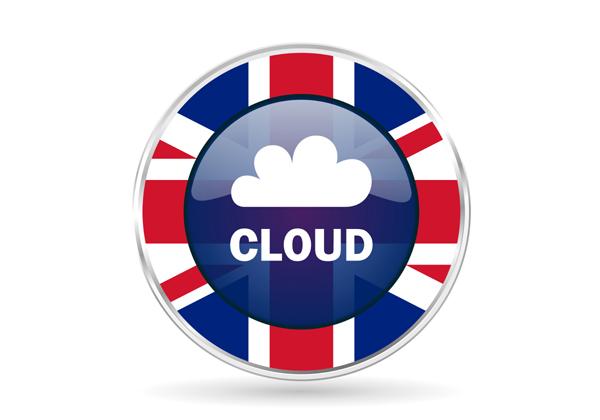 העננים של HPE מעל שמי לונדון. מקור: BigStock