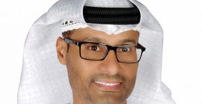 ד''ר מוחמד אל-כווייתי, ראש מערך הסייבר של איחוד האמירויות הערביות. צילום: דוברות ממשלת איחוד האמירויות