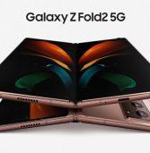 סמססונג השיקה את המכשיר המתקפל החדש, Galaxy Z Fold2