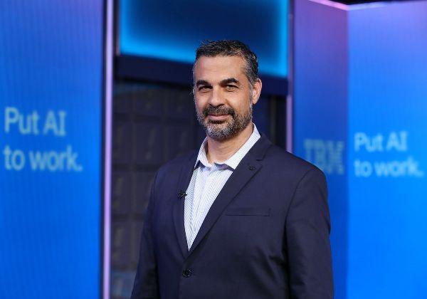 צור חזן, מוביל תחום נתונים ובינה מלאכותית, יבמ (IBM) ישראל. צילום: ניב קנטור
