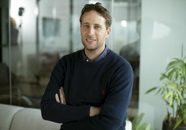 """אור עופר, מנכ""""ל ומייסד סימילאר ווב. צילום: רותם כנעני"""