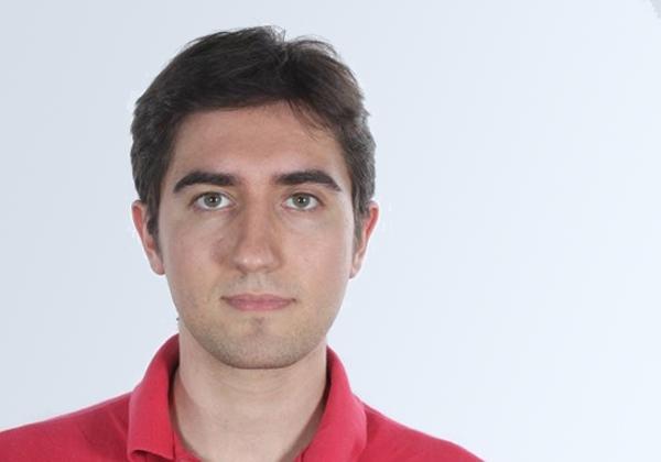 "דניאל דוס סנטוס, חוקר בכיר בפורסקאוט. צילום: יח""צ"