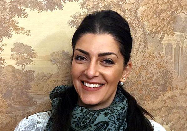 מילנה רבקה בודאגוב, עורכת דין במשרד קליגלר ושות' עורכי פטנטים. צילום: אירנה בודאגוב