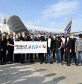 משלחת ההיי-טק הישראלית הראשונה המריאה הבוקר לאמירויות
