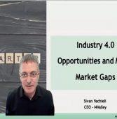 """זריקת אופטימיות לכלכלה: כנס סטארט-אפים בתעשייה 4.0 התקיים בסופ""""ש"""