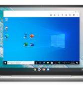 כלי חדש מאפשר הפעלת יישומי Windows במחשבי Chromebook