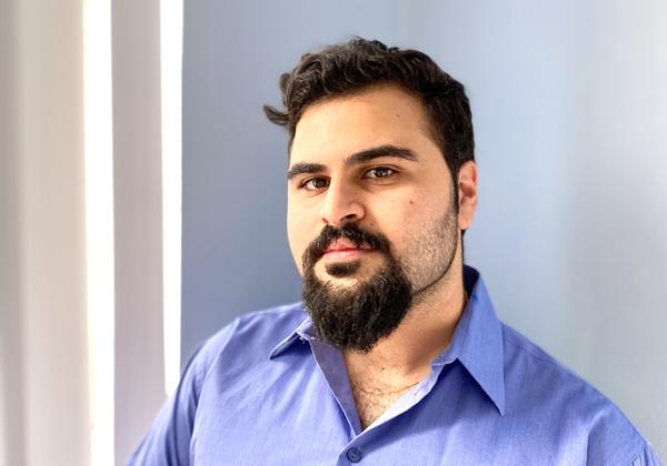 סהר יוסף, מנהל מכירות ישראל בדרופבוקס. צילום: שירה גורפיין