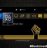 סוני פלייסטיישן למען מחאת השחורים בארצות הברית