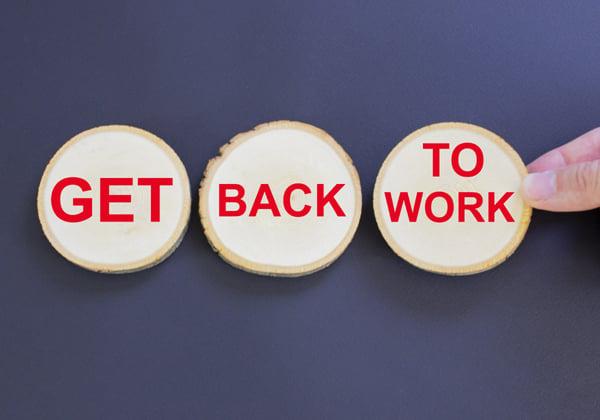 הזדמנות לחזור לעבוד. צילום אילוסטרציה: BigStock
