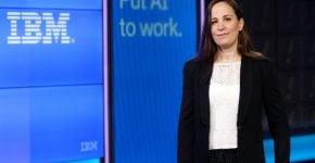 דנה ארדיטי, מובילת תחום דיגיטל ובינה מלאכותית, חטיבת שירותים עסקיים גלובליים, יבמ ישראל. צילום: ניב קנטור