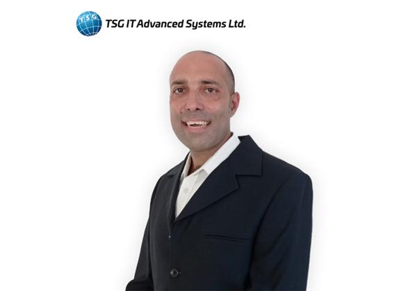"""פיני גדעוני, מנהל טכנולוגיות ותשתיות IT ב-TSG. צילום: יח""""צ"""