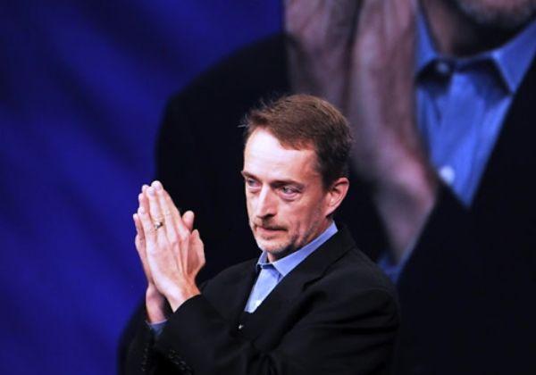 פט גלזינגר, מנכ''ל VMware. צילום: פלי הנמר