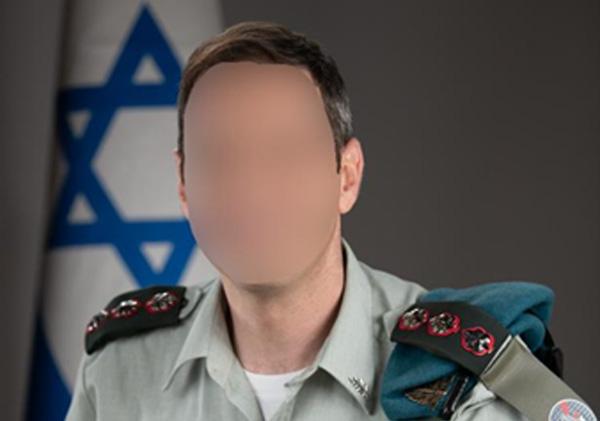 """אל""""מ ע', שימונה למפקד מרכז העליונות והחוסן בחטיבת ההגנה בסייבר. צילום: דובר צה""""ל"""