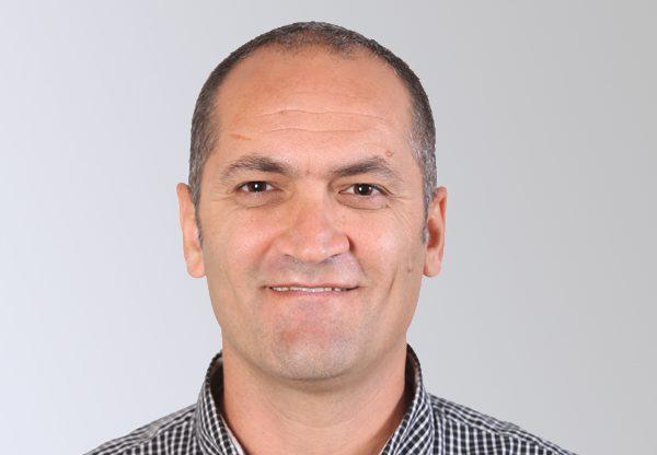 גולן אדרי, ארכיטקט תקשורת אחודה ומוביל צוות בכיר בניוויי. צילום אלה פאוסט