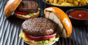"""ההמבורגר החדשני של סבוראיט. צילום: יח""""צ"""
