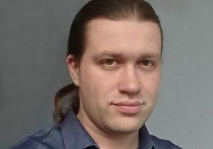 יורי רוז'נסקי, חוקר סייבר בכיר, מנדיאנט מבית פייראיי ישראל. צילום: יח''צ