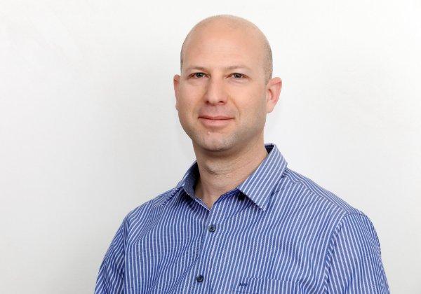 """ליאור ביאליק, סמנכ""""ל פעילות הענן בחברת Comm-IT. צילום: ניב קנטור"""