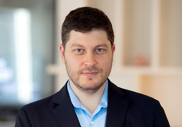 "מיכאל רייטבלט, מייסד שותף ומנכ""ל פורטר. צילום: מאט ריק"