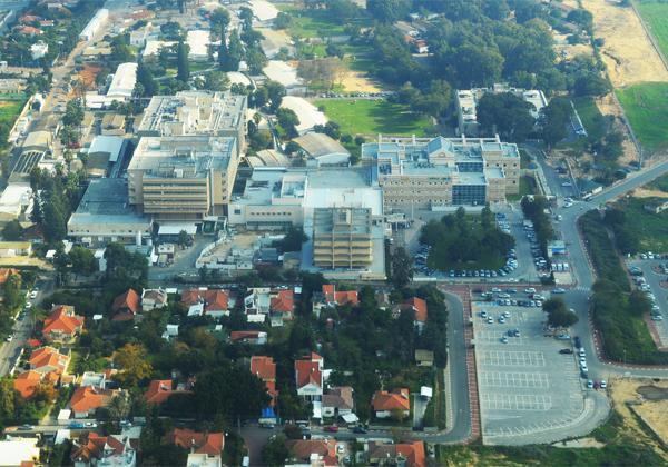 המרכז הרפואי קפלן. צילום: ויקיפדיה