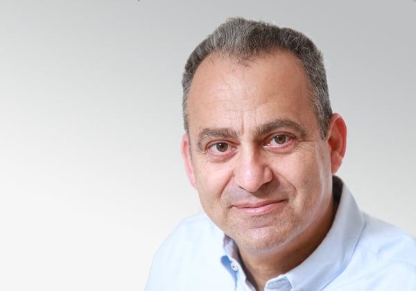 """רונן בנבניסטי, מנכ""""ל חטיבת מערכות עסקיות, וואן. צילום: רפאל בן משה"""