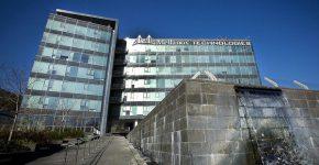 גם ה-Infiniband החדש יוצתר בישראל. מטה מלאנוקס ביקנעם. צילום: Cecetay, מתוך ויקיפדיה